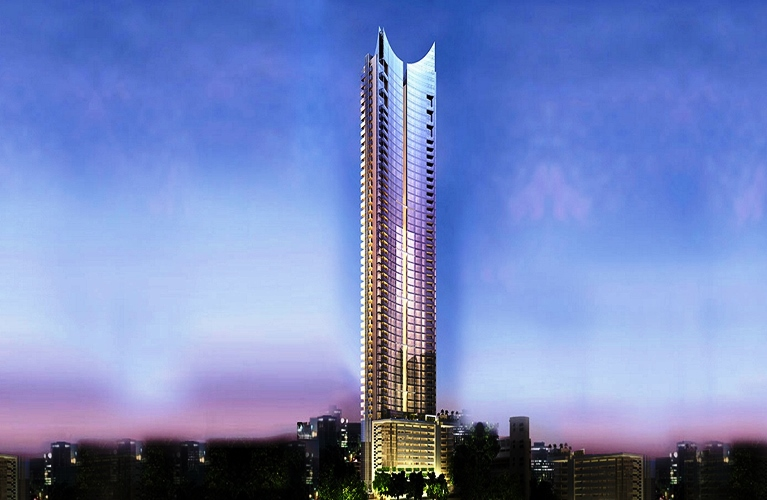 Ahuja Tower Mumbai Maharashtra, Exquisite Penthouses in Mumbai, 3 BHK Penthouses in Mumbai