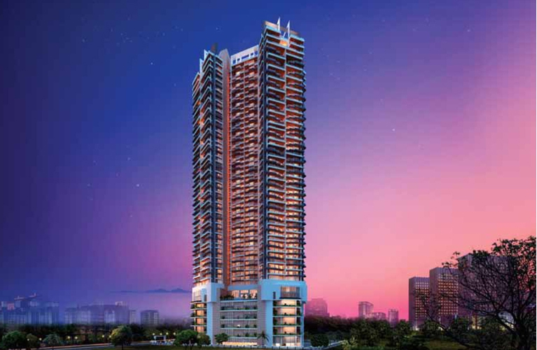 Aristo Heaven Mumbai Maharashtra, 2 BHK luxurious flats in Mumbai, Luxury Appartments in Mumbai