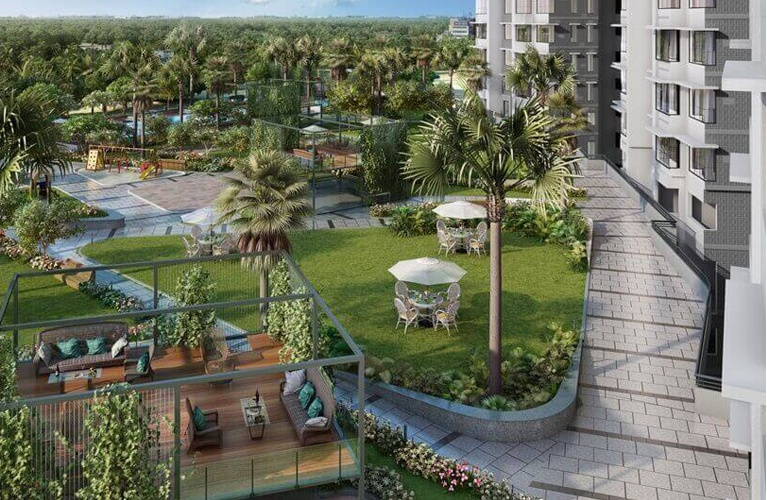 Atmosphere Mumbai Maharastra, Top Amenities in 2 BHK Flats, Atmosphere Mumbai Maharastra