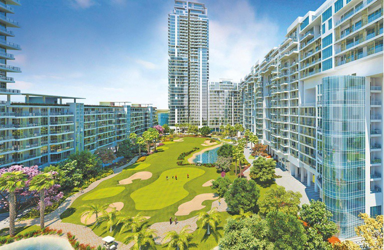 Golf Estate Twin Towers Gurgaon, Luxurious 3 BHK Flats in New Delhi, Golf  Estate Twin Towers