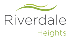 Riverdale Heights Logo, Flats in Pune, 2BHK flats in Pune