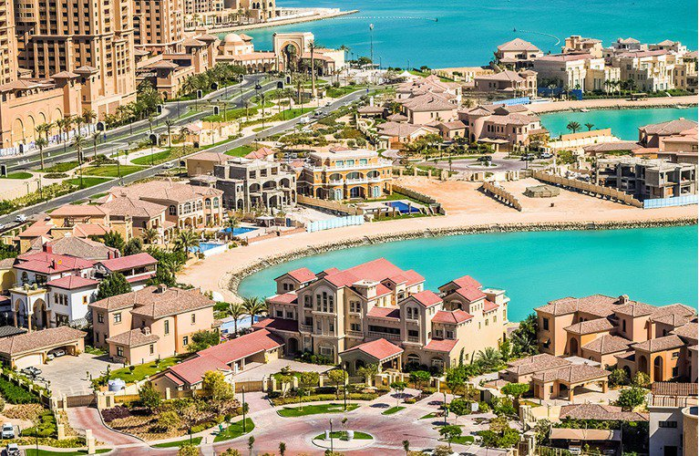 The Pearl Le Plage Resort Doga Qatar, Resorts in Qatar, The Pearl Le Plage Resort Doga Qatar