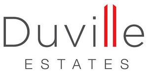 Duville Logo, Duville Estates
